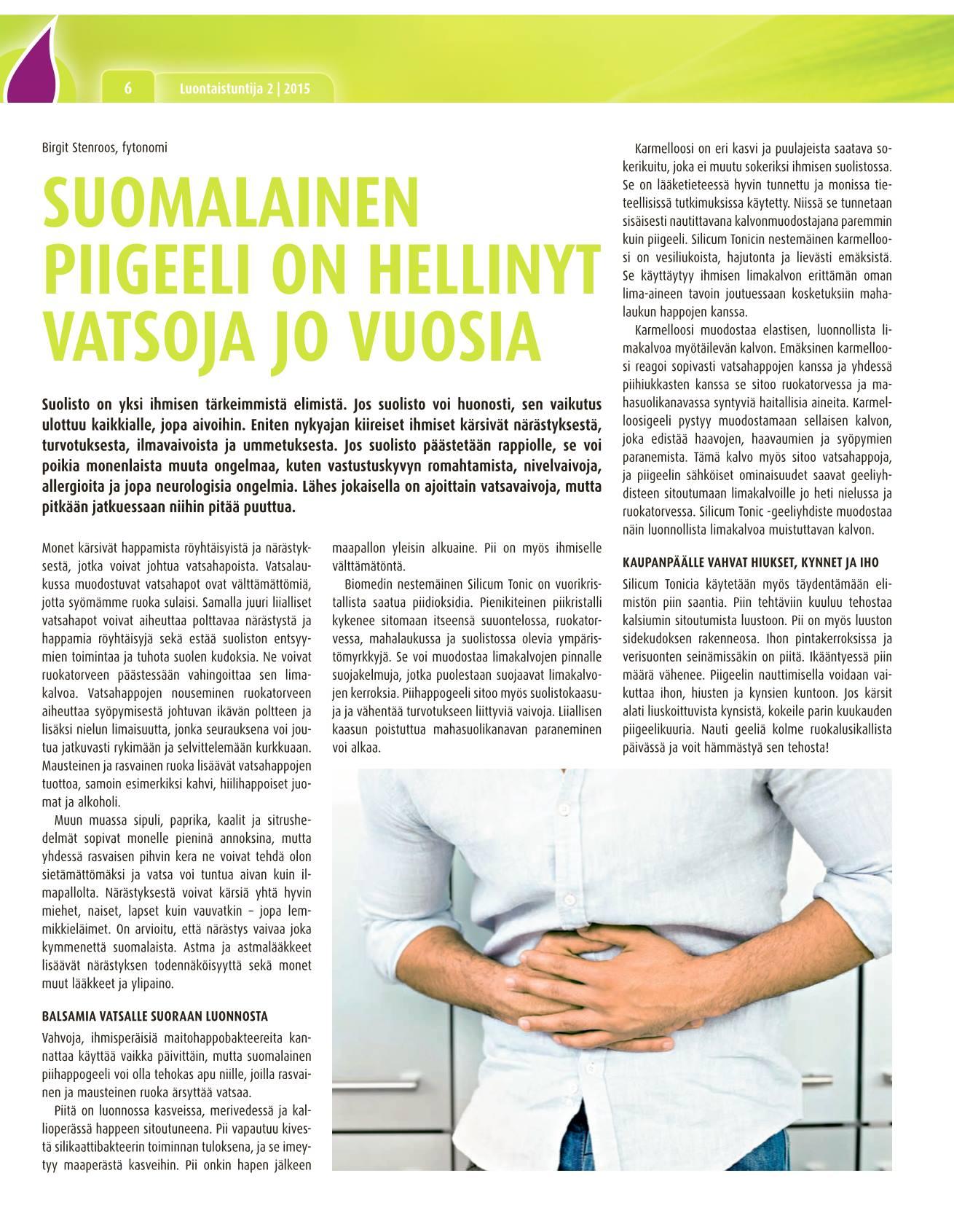 tyypillisiä suomalaisia ruokia